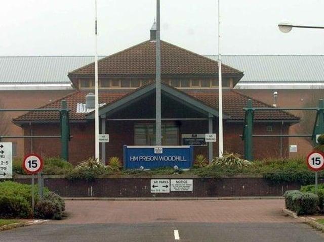HMP Woodhill.