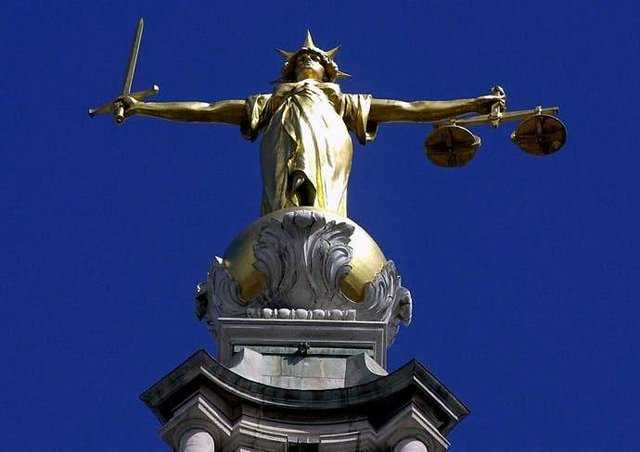 Ministry of Justice data shows there were 643 outstanding cases at Northampton Crown Court at the end of March.