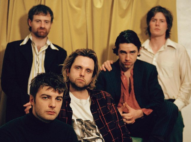 Fontaines D.C. will play the Roadmender later this month.