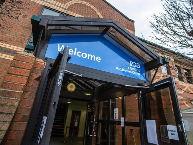 Northamptonshire's vaccination centre is offering no-appointment-necessary jabs seven days a week