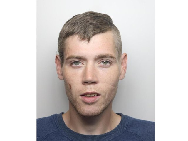 Sean McCulloch, 31, is wanted by Northamptonshire Police.