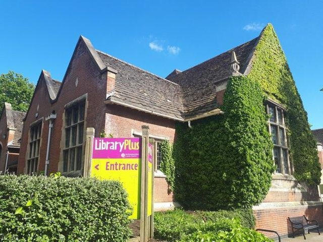 Kettering's library