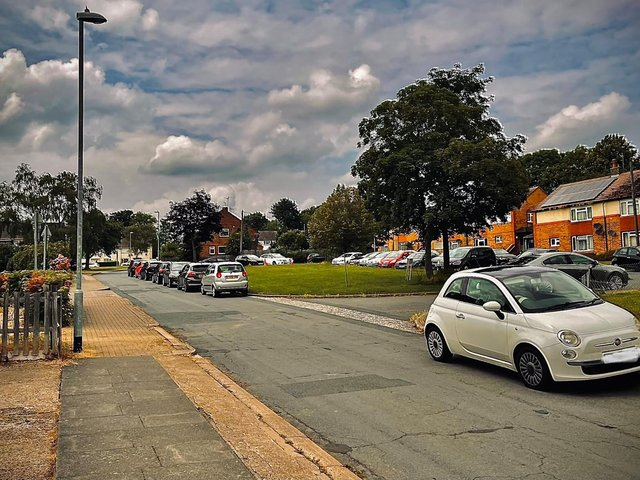 Parking issues have worsened in Constable Road because of the proliferation of HMOs. There are six licensed HMOs in the street.