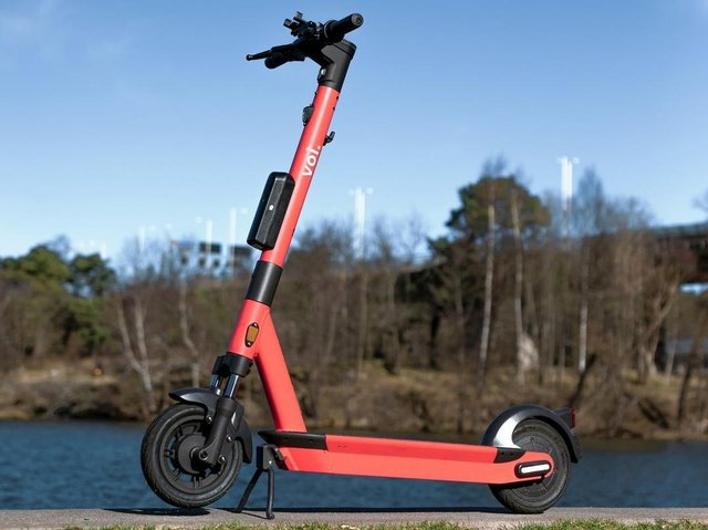 Voi launched its e-scooter trials in North Northamptonshire earlier this year