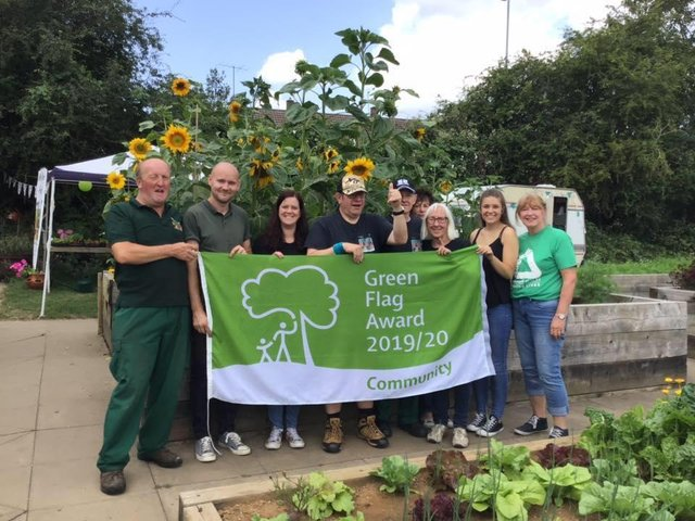 The Green Patch team