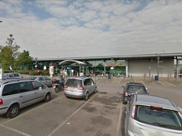 Western Power Distribution's Race to Zero pledge means investment totalling £1 million will be made at Northampton motorway services to upgrade and build new electrical infrastructure and substations. Photo: Google