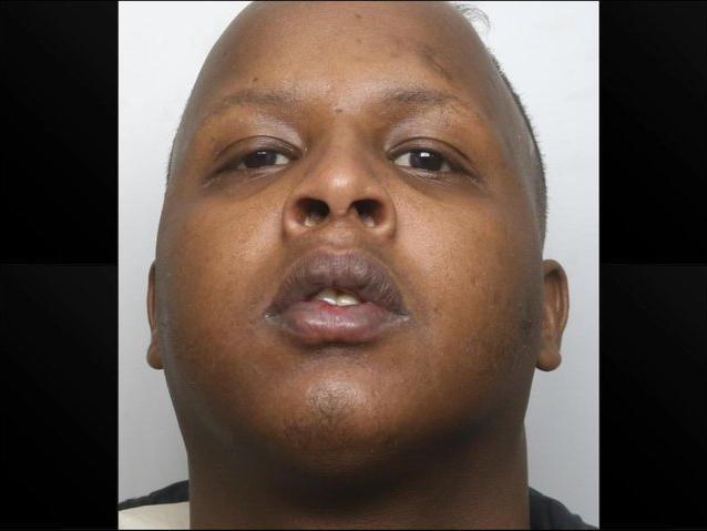 Said Mohamed. Photo: Northamptonshire Police