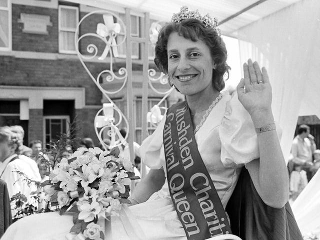 Rushden carnival 1983