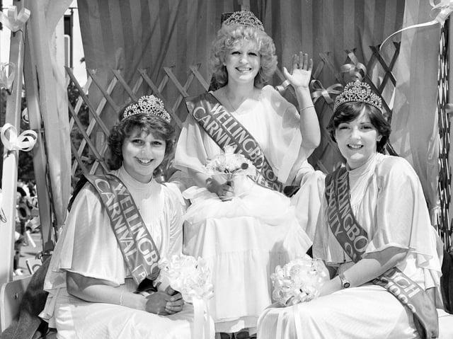 Wellingborough Carnival 1983