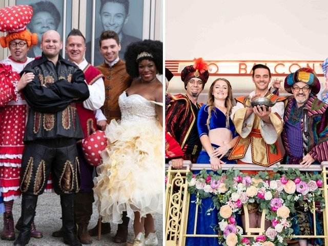 There are plenty of pantomimes in and around the county to choose from. Photo: Kirsty Edmonds.
