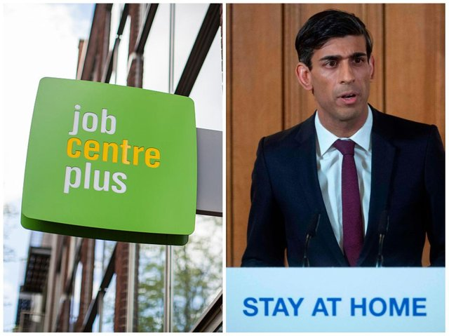 Up to 17,000 workers in Northamptonshire are still furloughed under the Chancellor's job retention scheme