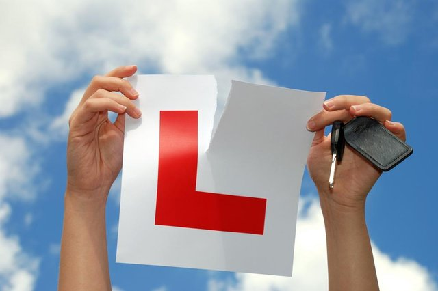Learners are still facing long waits for driving tests