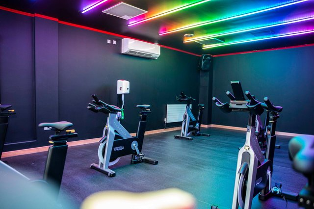 Memberships are available to all customers so they can access this superb range of facilities